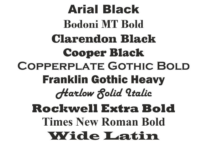 Try These Bodoni Mt Black Italic Font {Mahindra Racing}